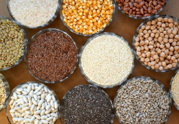 Bank on ancient grains and seeds for prime health