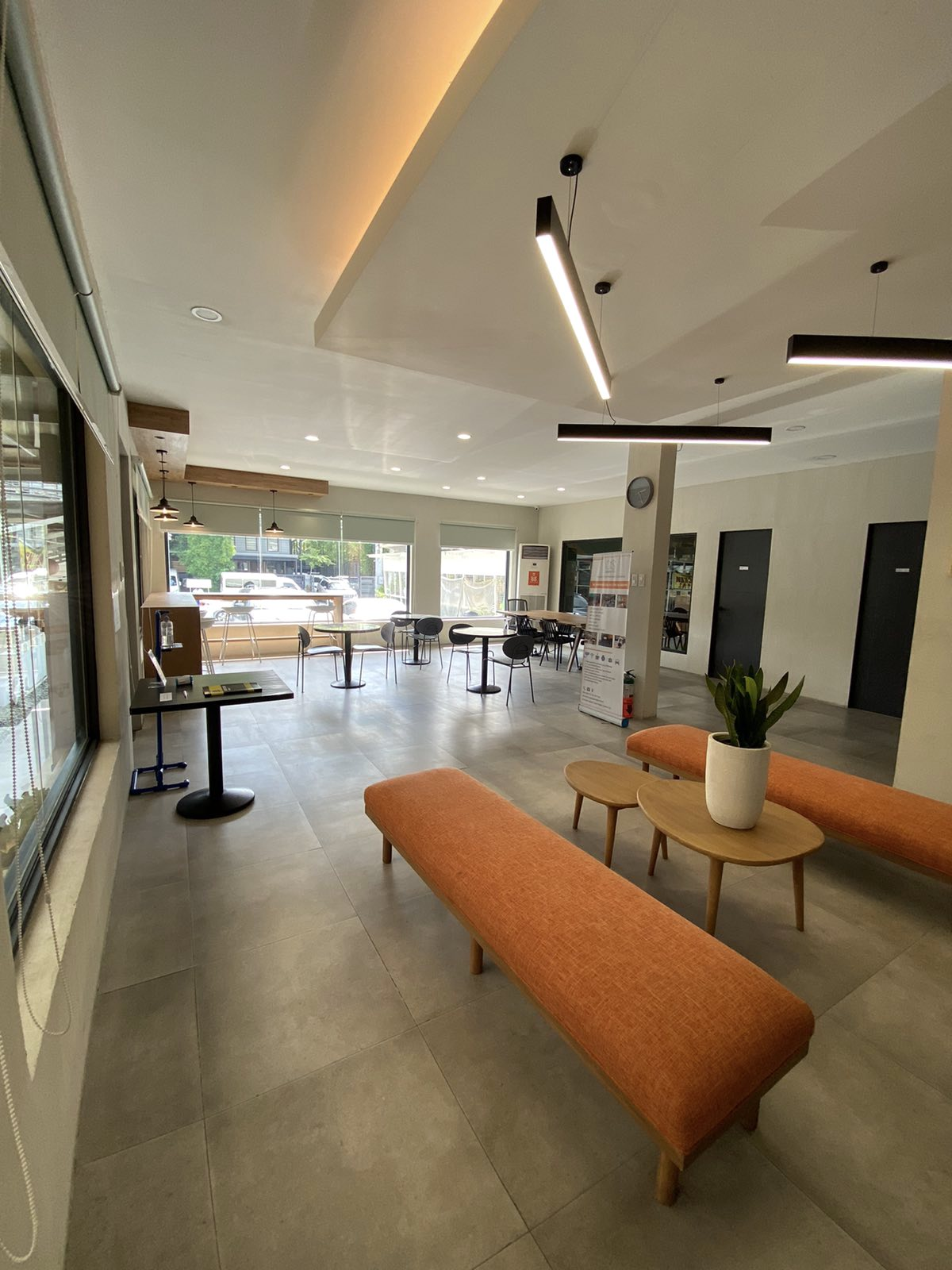 Openspace provides clients with well-lit, conducive spaces that make up the sizeable property