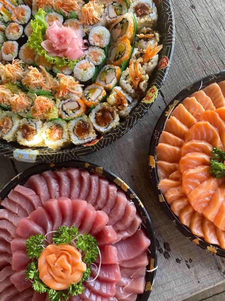 Gureisu Okawari's party platters