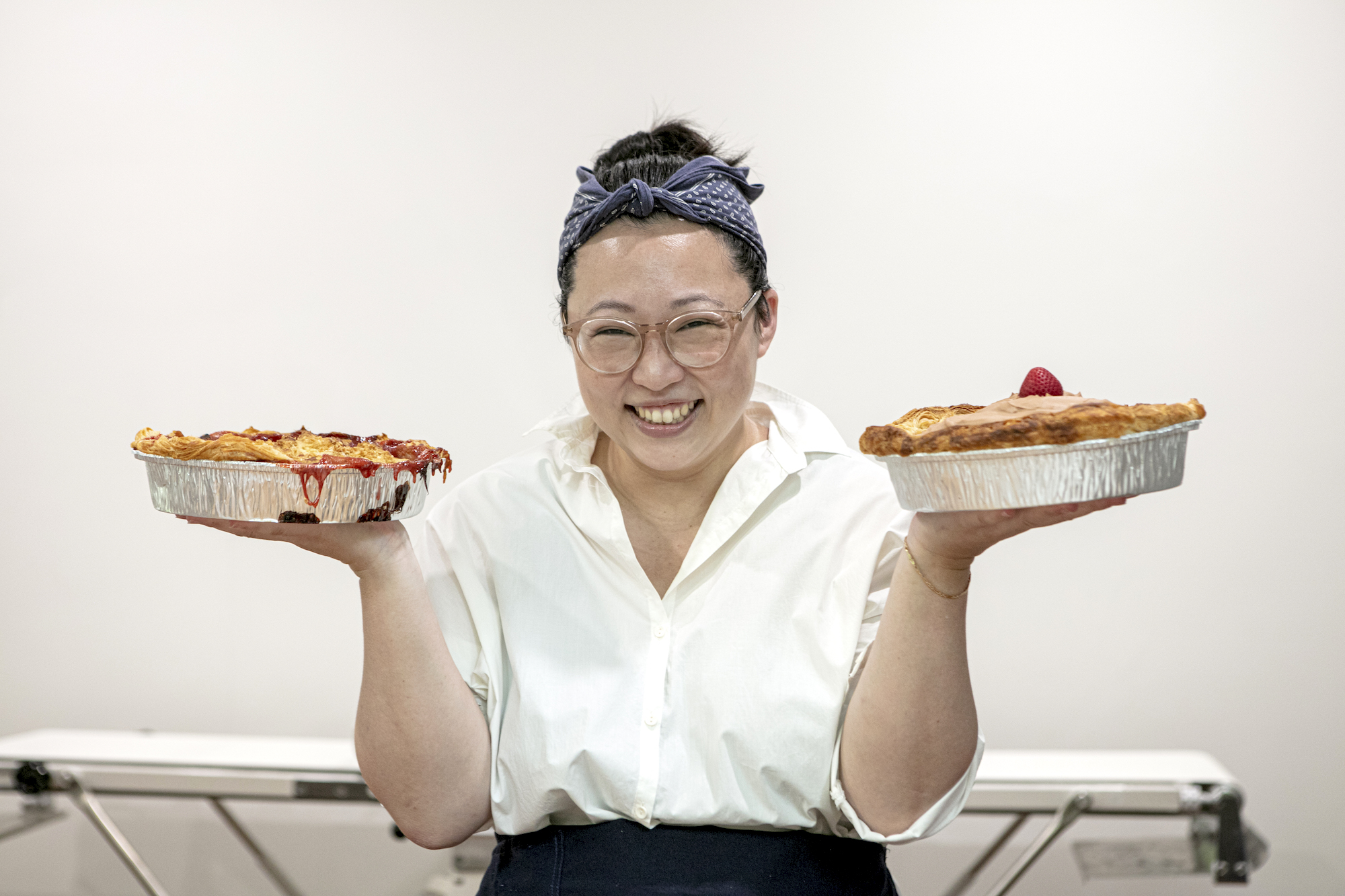 Meet Raeanne Young Sagan of Hey Pie People who is exhibiting what it means to be a home baker today