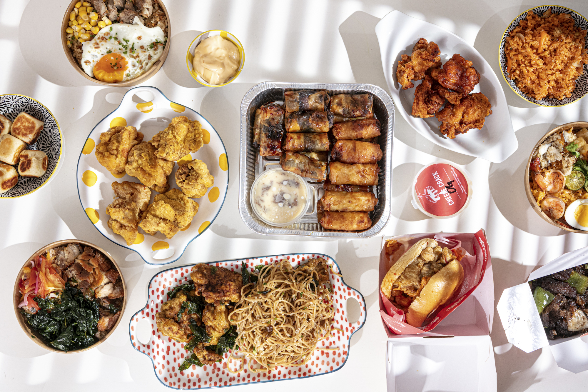 MadEats was definitely a response to new consumer behavior: Filipinos ordering through the likes of Grab and Foodpanda