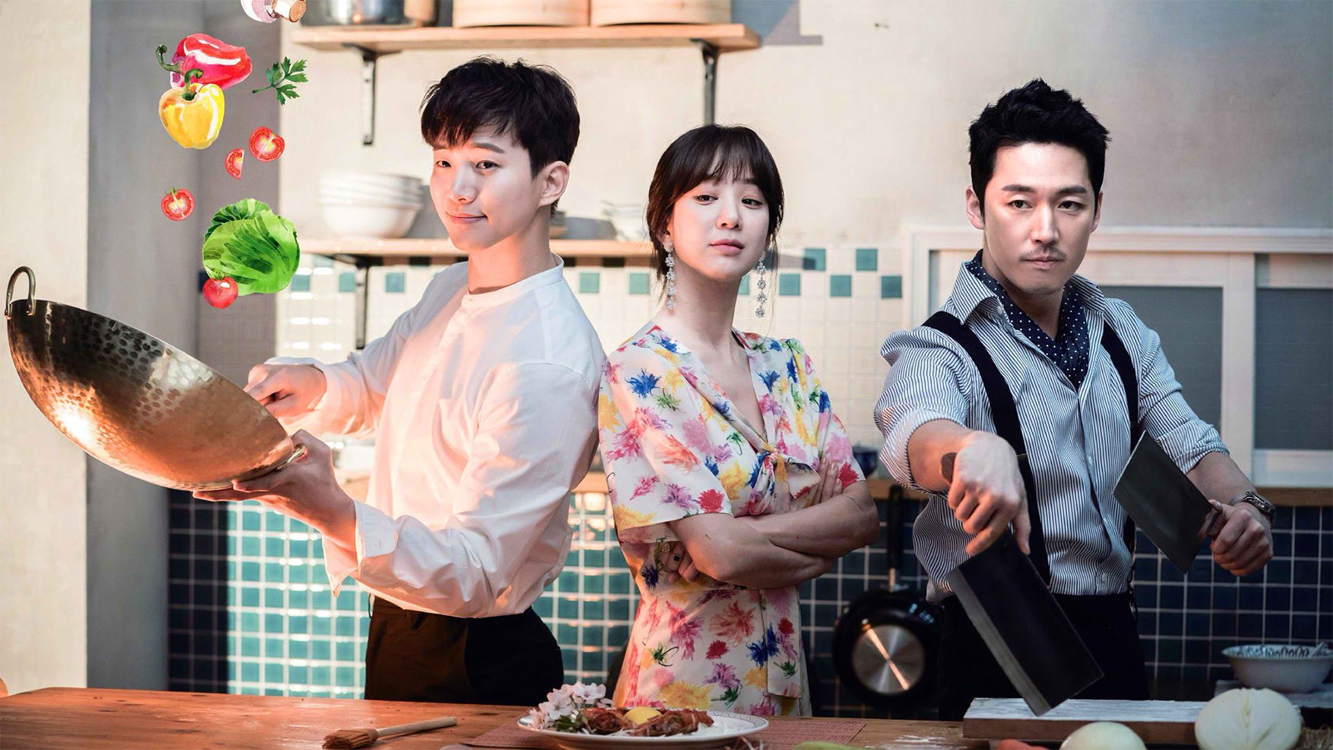 In this Korean Netflix series, we witness a Chinese restaurant makeover driven by heartbreak, neglect, and determination