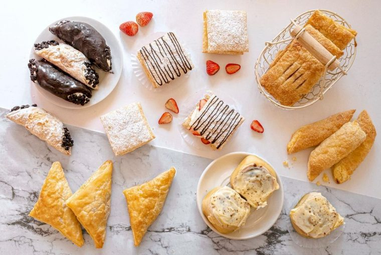 Jill Del Rosario of Nothing But Jill found the time to experiment on pastry recipes she'd been wanting to try