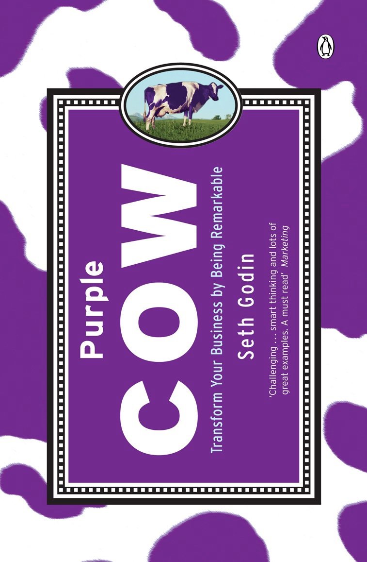 Based on Set Godin's book, your product needs to be something noticeable and worthwhile from the get-go: a purple cow