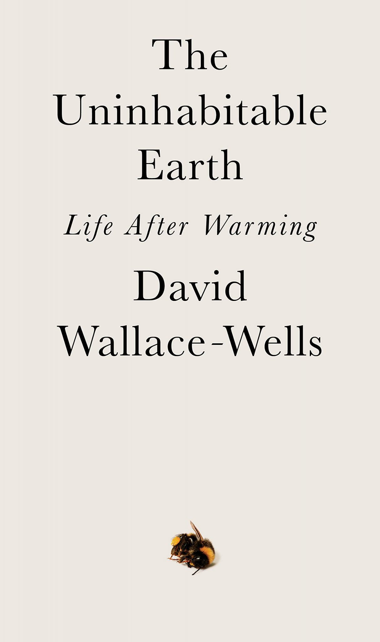 This new book covers a problem that humanity is facing and will face in a worryingly growing degree in the years to come: climate change